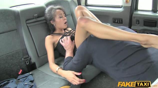 Taxi Porn