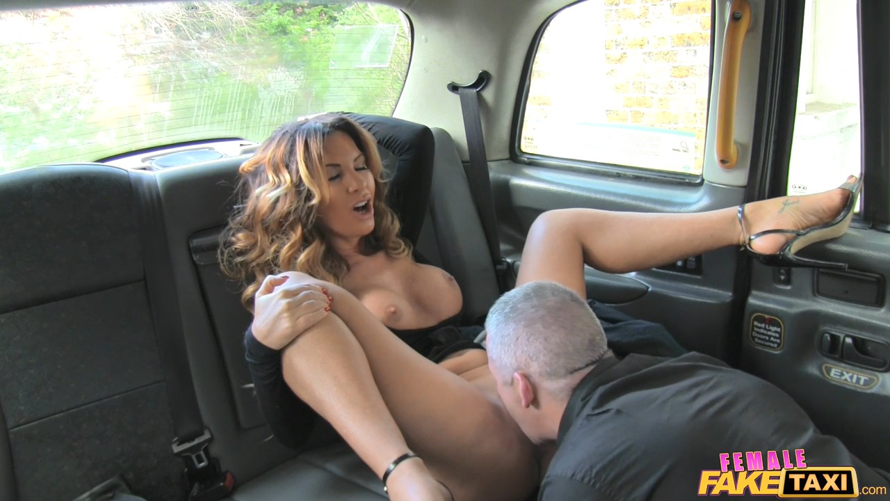 fake female taxi