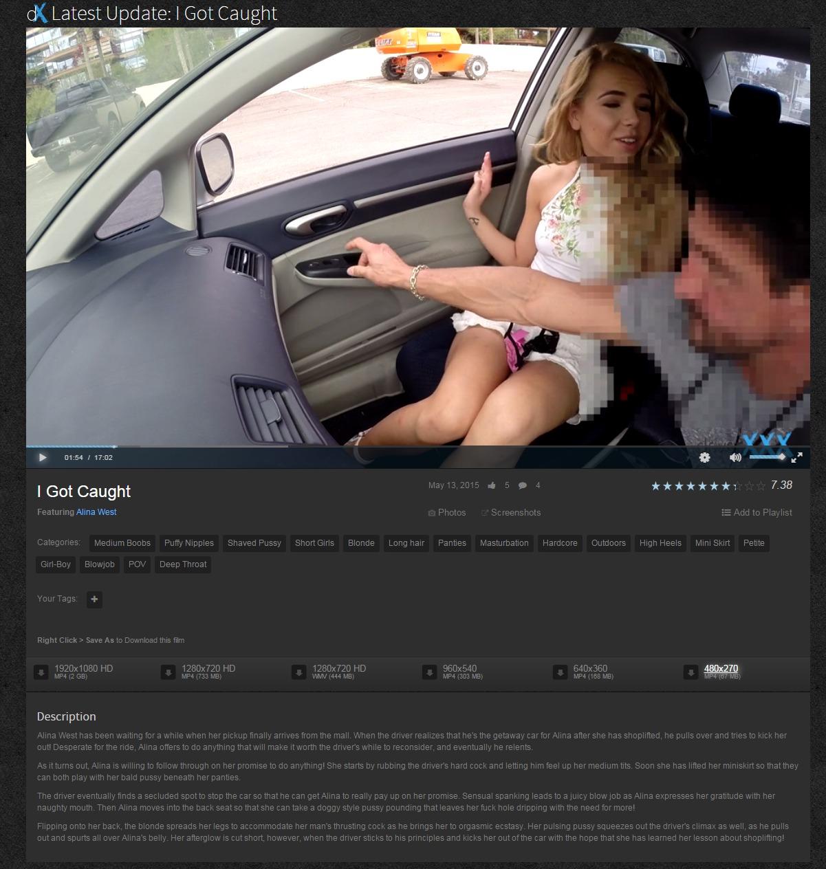 Driver review porn opinion porn reviews