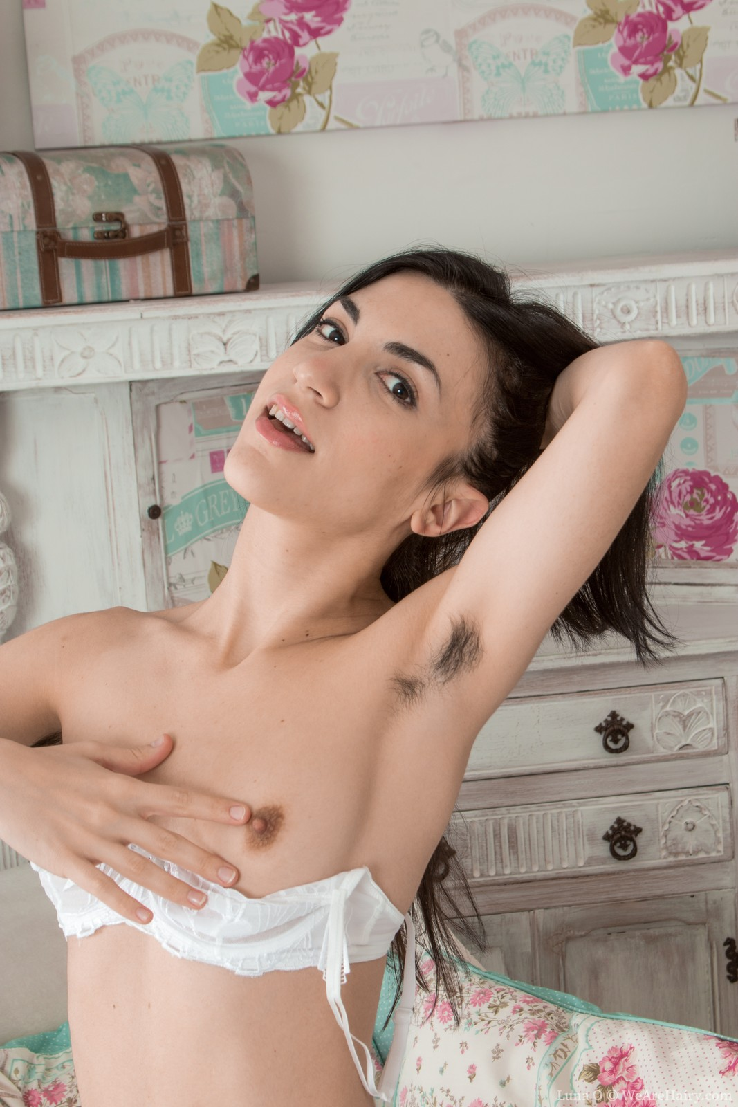Are pornstar hairy armpits that