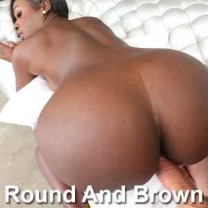 round and brown teen porn